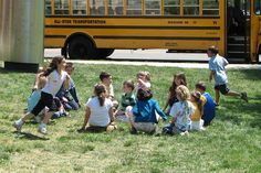 Here is a great resource for outdoor learning language games. Be ready for some foreign language fun!