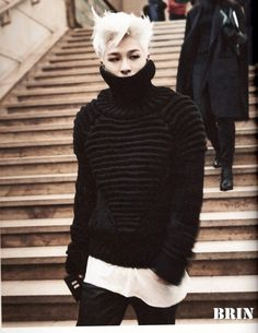 TAEYANG IN PARIS 2014