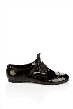 Siyah Rugan Ayakkabı A250101 (36)
