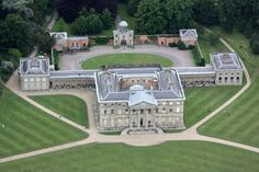 All about Attingham Park (and Croft Castle too)! English Manor Houses, English Castles, English House, Croft Castle, Belton House, Dream Mansion, Luxury Estate, Marquise, Grand Homes