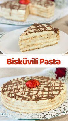 Vanilla Cake, Tiramisu, Ham, Brunch, Food And Drink, Fruit, Cooking, Ethnic Recipes, Desserts