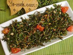 Zahter Salatası (Kekik Salatası) Resimli Tarifi - Yemek Tarifleri