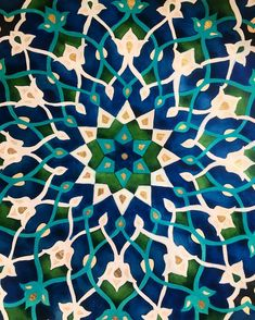 Islamic Decor, Islamic Art, Geometry, Kids Rugs, Persian Architecture, Creative, Illustration, Floral, Artist