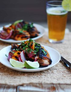 ... Habanero and Orange Glaze | Recipe | Grilled Chicken, Glaze and Orange