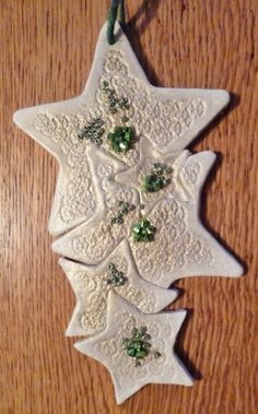 28 Best Air clay Christmas images | Xmas, Diy christmas decorations ...
