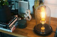 Cloche lumineuse DIY pretacreer