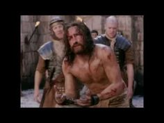 Jesus ..... Was thinking of me!! Jesus Christ, The Scourging