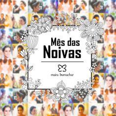 O mês de Maio, tão lindo, chegou e com ele uma inspiração eterna: as noivas! #NoivasMb #BrilhoMB  www.mairabumachar.com.br  #Married #Noivas #Casamento #MesdasNoivas #Maio #Bridesmade #Preparativos #Encomenda #Exclusiva #TiarasNoivas #cerimonial #wedding #instawedding #Madrinhas
