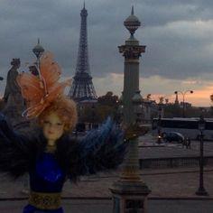 #EffieBarbie takes Paris