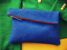Clare Vivier Clutch #2 via Fash n Chips