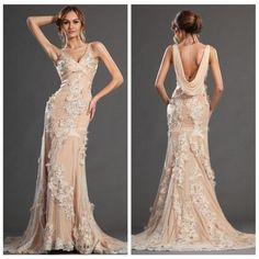 18 Glamorous Evening Maxi Dresses