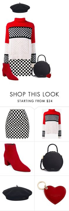 """Checkmate"" by km-r7 ❤ liked on Polyvore featuring Ashley Williams, Steve Madden, Mansur Gavriel, Element and Aspinal of London"