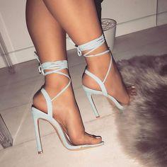 "8,557 Likes, 24 Comments - WWW.SIMMI.COM (@simmishoes) on Instagram: ""Baby blue hues Shoes: Ella - £30.00 Shop: simmi.com #SIMMIGIRL"""