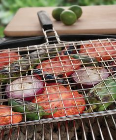 Veggie Grilling Basket