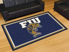Florida International University 5x8 Rug