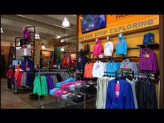 Logowear Ikea Industrial, Times Square, The North Face, Retail, Sleeve, Retail Merchandising