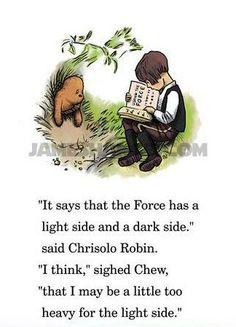Star Wars winnie the pooh