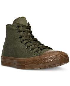 Converse Mens Chuck Taylor All Star II Hi Gum Casual Sneakers from Finish  Line  Finish Line Athletic Shoes  Men  Macys