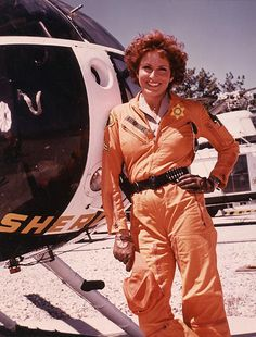 Pretty, Pretty Flight Suit Princess Joanna Cassidy from 240-Robert 1