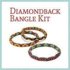 Diamondback Bangle