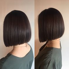 28 Latest Bob Hairstyles for Thin Hair 2019 – Page 2 – Hairstyle Modern Bob Hairstyles, Choppy Bob Hairstyles, Straight Hairstyles, Medium Hair Styles, Short Hair Styles, Short Hair Cuts, Hair Trends, New Hair, Hair Inspiration