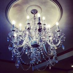 chandelier @Marriott // Charlotte, NC // {the five senses} in the Queen City #5senses #sight (Taken with Instagram at Charlotte Marriott SouthPark)