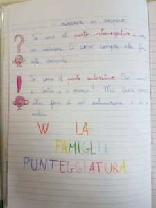 Classe 4a – diario di bordo | Maestra Carmelina Bullet Journal, Education, Blog, Grammar, Fisher, Kids, Alphabet, Spring, Art