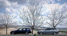 BMW E46 touring Mpaket