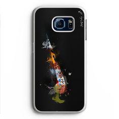 Nike Graffiti Full Colors Logo Samsung Galaxy S6 Edge Case Aneend