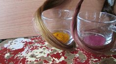 Dye Your Hair Pretty Much Any Color With Specially Brewed DIY Tea. You probably have everything you need for your awesome new hair color waiting in your pantry already.