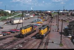 RailPictures.Net Photo: CNW 4145 Chicago & North Western Railroad EMD GP7 at…