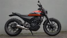 Duke Motorcycle, Scrambler Motorcycle, Moto Bike, Motorcycle Girls, Ktm 200, Ktm Duke 200, Custom Cafe Racer, Cafe Racer Bikes, Custom Motorcycles
