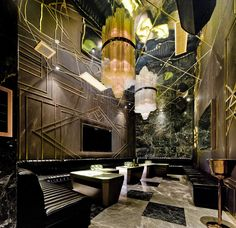 Public Space Design, Bars And Clubs, Tardis, Man Cave, Scenery, Bedroom Decor, Lounge, Design Inspiration, Restaurant