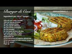Burger di Ceci - Mipiacemifabene ;-) - YouTube
