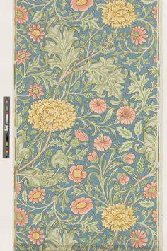Wallpaper |                           Jeffrey & Co. (Manufacturer) |              1981.147 --          Historic New England