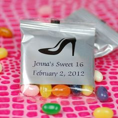 Sweet 16 Jelly Belly Bag(($))