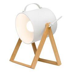 scandi spot lamp 30cm white; freedom.
