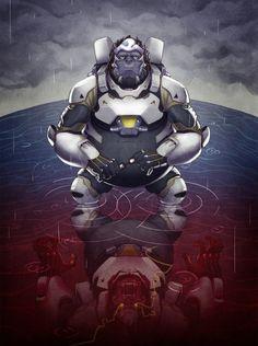 Overwatch Tracer, Overwatch Comic, Character Concept, Concept Art, Character Design, Overwatch Winston, Starcraft 2, Jelsa, Geek Culture
