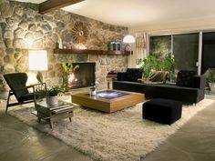 Interior decorating ideas for living room