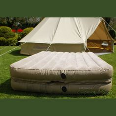 Really Comfy Inflatable 'Queen Size' Mattress Set