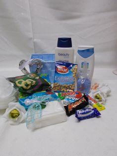 Wellness Set,Geschenk Set,Valentinstag,Valentinsgeschenk,Süßigkeiten,Geburtstag, blau von vonkoenigshofenMore auf Etsy