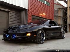 That's One Awesome WS6 Trans Am.