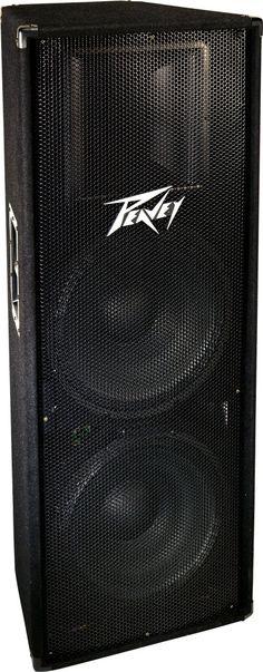 Peavey PV215 PA Speaker www.asmusicstore.com