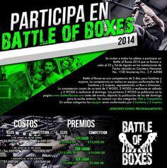 Battle of Boxes 2014