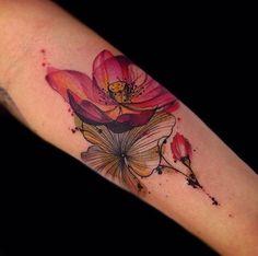 Truelove Tattoo #flores