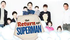 [Especial BrazilKorea] Programas Coreanos – The Return of Superman