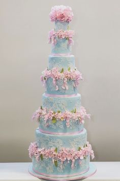 8 tiers - captivating and amazing! www.thailandlifestyleproperties.com