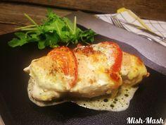 Mish-Mash: Пиле Капрезе