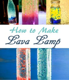 Lava Lamp Science Fair Project Diy Water Bottle Lava Lamp #turnitgreen  Pinterest  Lava Lamp