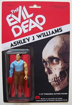 The Coolest Thing You'll See Today: Vintage Horror Action Figures...Mint On Card! | Shock Till You Drop